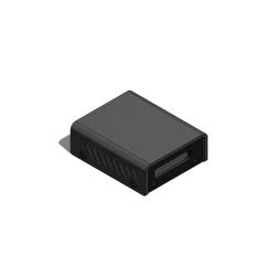 YoctoBox-HubWlan-Black
